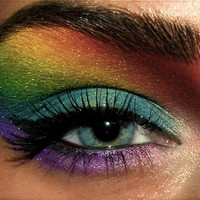 Trend: Rainbow Eyes - StumbleUpon