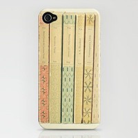 Penguin Books iPhone Case by Cassia Beck | Society6