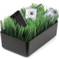 Kikkerland Design Inc   » Products  » Grass Charging Station