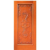 Model # 14 | Carved and Mansion | Entry Doors