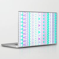 TWIN SHADOW by Vasare Nar and Kris Tate Laptop & iPad Skin by Vasare Nar | Society6