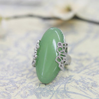 jaydenne pendant ring - &amp;#36;9.99 : ShopRuche.com, Vintage Inspired Clothing, Affordable Clothes, Eco friendly Fashion