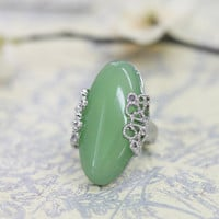 jaydenne pendant ring - $9.99 : ShopRuche.com, Vintage Inspired Clothing, Affordable Clothes, Eco friendly Fashion