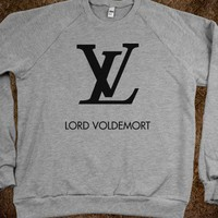 Lord Voldemort (Sweater) - Fun Movie Shirts