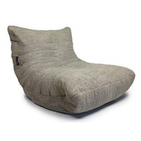 Ambient Lounge?- Acoustic Sofa Bean Bag in Eco Weave from Ambient Lounge | Made By Ambient Lounge | £199.00 | Bouf
