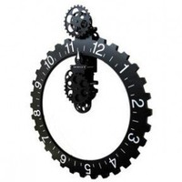 INFMETRY:: Mechanical Gear Wall Clock - Home&Decor