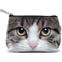 Tabby cat small bag - CATSEYE - Make-up bags - Shop Make-up & colour - Beauty | selfridges.com