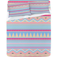 DENY Designs Home Accessories | Iveta Abolina Pastel Navajo Sheet Set