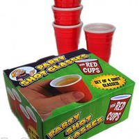 Solo Cup Shot Glasses | Cool Gadgets | FunSlurp.com