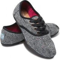Black Harper Women&#x27;s Cordones | TOMS.com