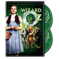 Amazon.com: The Wizard of Oz (Two-Disc 70th Anniversary Edition): Judy Garland, Frank Morgan, Ray Bolger, Jack Haley, Bert Lahr, Billie Burke: Movies & TV