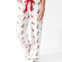 Eiffel Tower PJ Pants | FOREVER21 - 2030187013