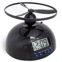 INFMETRY:: Flying Alarm Clock - Home&amp;Decor