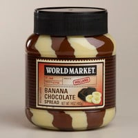 World Market® Banana Chocolate Spread