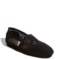 TOMS 'Classic Crochet' Slip-On (Women) | Nordstrom