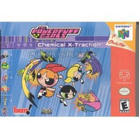 Amazon.com: Powerpuff Girls: Chemical X-Traction: Video Games