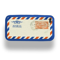 Vintage Envelope Apple iPhone 4 or 4S Custom by RecordWallets
