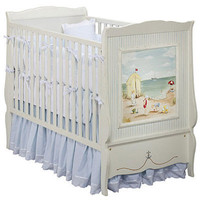 AFK Art for Kids Furniture Cottage Crib Seashore