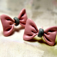 Always Yours Bow Earring | Trinkettes
