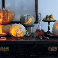 Halloween: Pumpkin Carving and Decorating Ideas | Martha Stewart