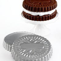 Martha Stewart Collection Sandwich Cookie Cake Pan - Martha Stewart Collection - Kitchen  - Macy&#x27;s