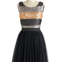 Arabesque and Brightest Dress | Mod Retro Vintage Dresses | ModCloth.com