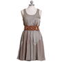 sweet escape olive belted dress by c.luce - $52.99 : ShopRuche.com, Vintage Inspired Clothing, Affordable Clothes, Eco friendly Fashion