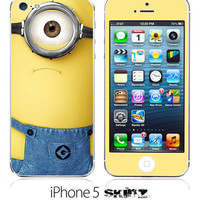 iPhone 5 NEW Despicable Me Skin FREE SHIPPING 0022