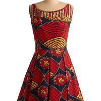 Primary Predilection Dress | Mod Retro Vintage Dresses | ModCloth.com