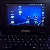 Sylvania SYNET7WIC 7&quot; Netbook Smartbook-Android 2.2