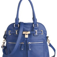 Girl with Curves Bag in Cobalt | Mod Retro Vintage Bags | ModCloth.com