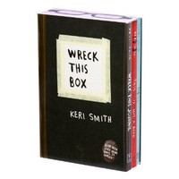 Wreck This Box Boxed Set: Keri Smith: 9780399163739: Amazon.com: Books