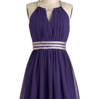 Deep Purple Dreams Dress | Mod Retro Vintage Dresses | ModCloth.com