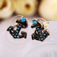 New Betsey Johnson Stud Earrings Gift B403