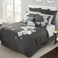 Lawrence Kali Bedding by Lawrence Bedding; Comforters, Comforter Sets, Bed In A Bag, Bedspreads, Quilts & Duvets: The Home Decorating Company