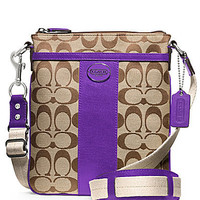 COACH LEGACY SIGNATURE SWINGPACK | Dillards.com