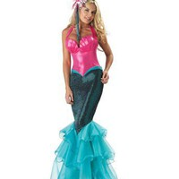Mermaid | Sexy Mermaid Halloween Costumes