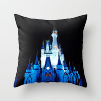 Where Dreams Come True Throw Pillow by Josrick | Society6