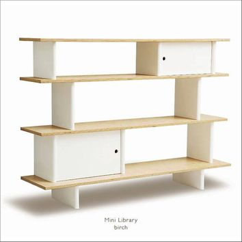 Oeuf Mini Library | Kids Furniture & Baby Furniture