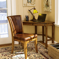 Solano Corner Desk and Grand Bay Chair - Plow & Hearth