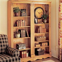 Country Bookcase - Plow & Hearth