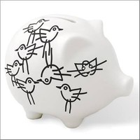 notNeutral Piggy Bank Chick | Kids Furniture at CleverTomato.com