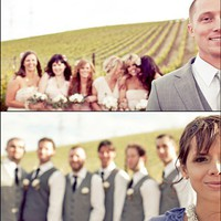 Awesome wedding party idea