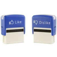 Like and Dislike Stamps | IWOOT