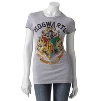 Harry Potter Hogwarts Foil Tee