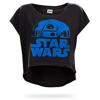 Star Wars R2D2 Relaxed Fit Ladies' Tee