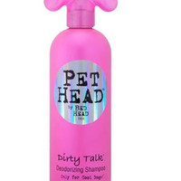 &quot;Dirty Talk&quot; Deodorizing Dog Shampoo