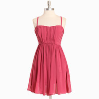 lavergne hills chiffon dress in pink - $46.99 : ShopRuche.com, Vintage Inspired Clothing, Affordable Clothes, Eco friendly Fashion