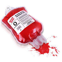 ThinkGeek :: Blood Bath Shower Gel