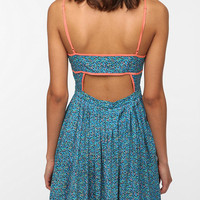 Cooperative Neon Piped Sundress